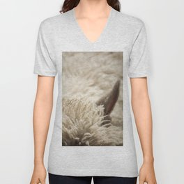 Woolly Unisex V-Neck