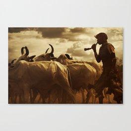 Ethiopia 12 Canvas Print