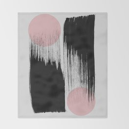 Minimalism 40 Throw Blanket