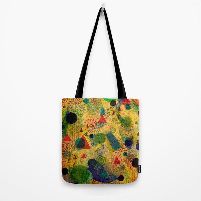 color dimension tote bag by marceloromero society6. Black Bedroom Furniture Sets. Home Design Ideas