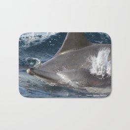 Common Dolphins Bath Mat