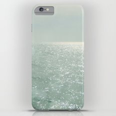 The Silver Sea iPhone 6 Plus Slim Case