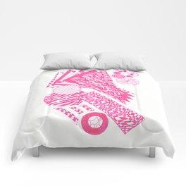 Algebraic Comforters