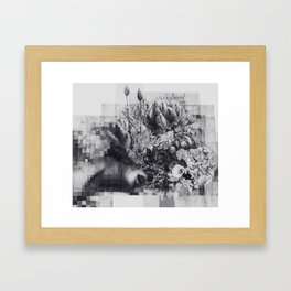 innate Framed Art Print