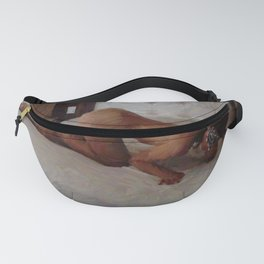 My nude hotwife Fanny Pack