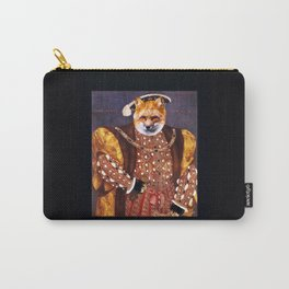 Henry VIII Fox Carry-All Pouch