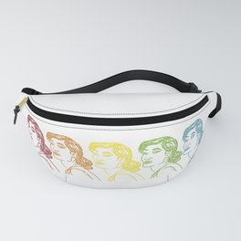 all of her colors Fanny Pack