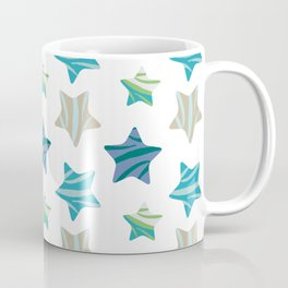 Maggie Milly Molly and May Pattern Coffee Mug
