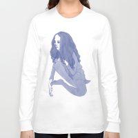 sydney Long Sleeve T-shirts featuring Sydney by Manda Lira
