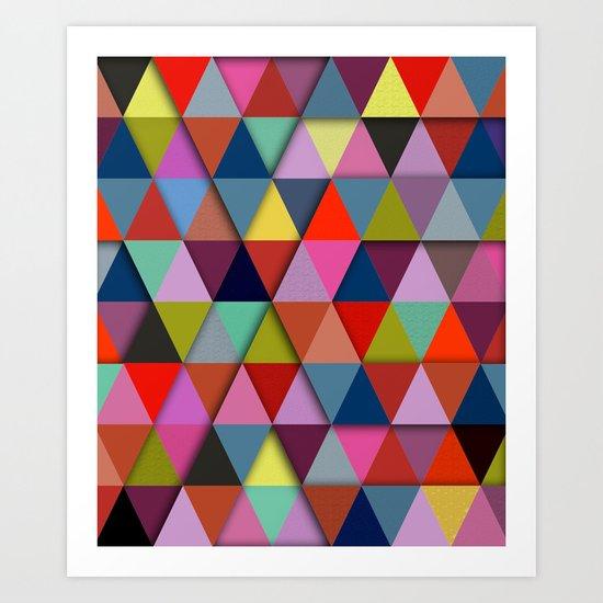 Abstract #274 Art Print