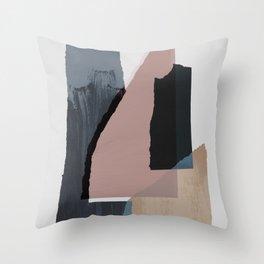 Pieces 2 Throw Pillow