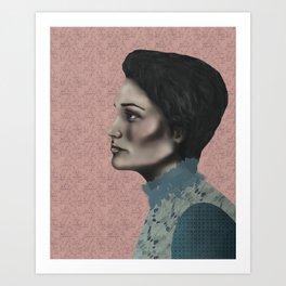 Amalia Art Print