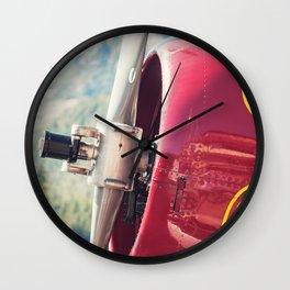 de Havilland Beaver Wall Clock