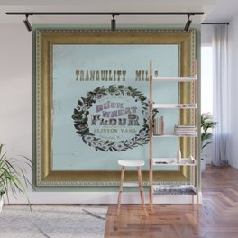 flour power: tranquility mills Wall Mural