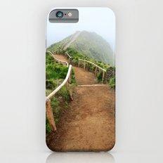 Empty walking trail Slim Case iPhone 6s