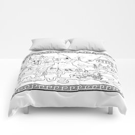 The Excavation Comforters