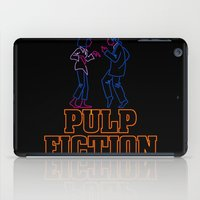 pulp iPad Cases featuring Pulp Fiction by Studio 401