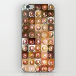 Botticelli Tea Lights iPhone Skin