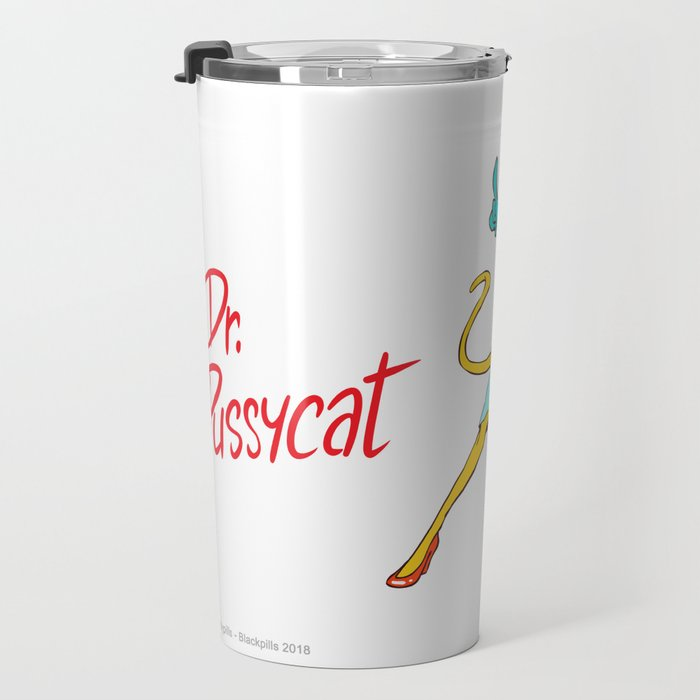 Dr Pussycat & beyond (Peepoodo) Travel Mug