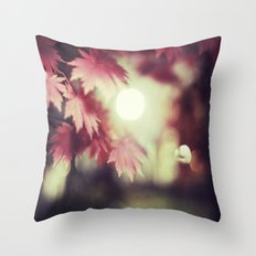 Autumn's Dream Throw Pillow