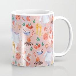 Winter Vibes Coffee Mug