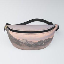 Himalayan Sunrise Fanny Pack