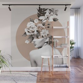 Bloom 8 Wall Mural