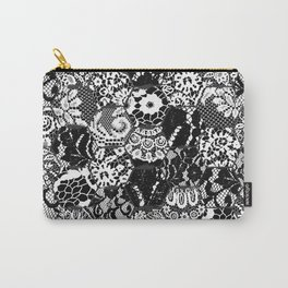 gothic lace Carry-All Pouch
