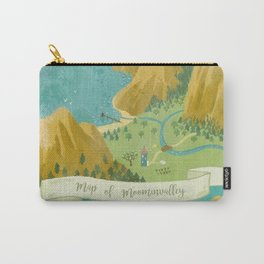 Moominvalley Map Interpretation (1/3) Carry-All Pouch