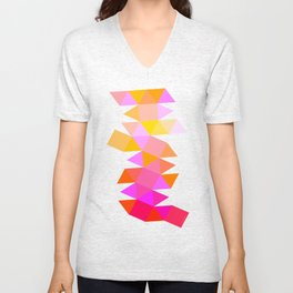 Prismatic Origin Unisex V-Neck