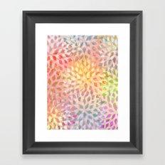 Summer Pattern #2 Framed Art Print
