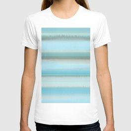 Blue sky aquarelle T-shirt