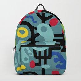 Retro Interlock Backpack