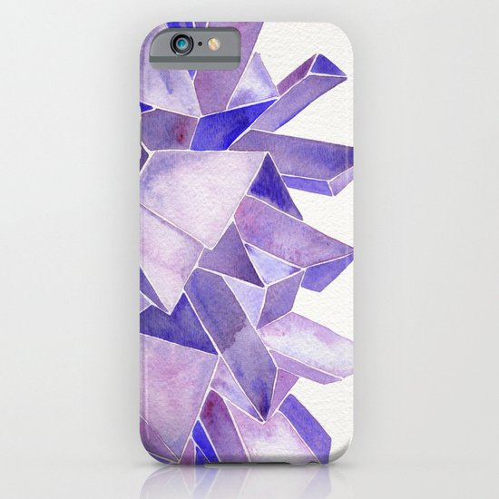 Amethyst Watercolor iPhone & iPod Case