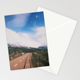 Running Away Stationery Cards
