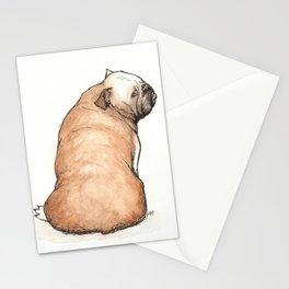 Bulldog Stationery Cards