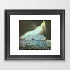 Lightberg Framed Art Print