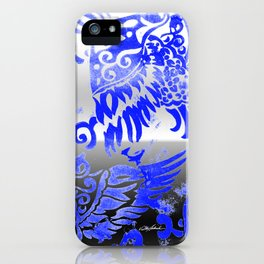 Fly Day or Night iPhone Case