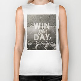 Win the Day Biker Tank