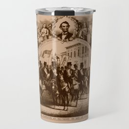 The Fifteenth Amendment And Its Results Travel Mug
