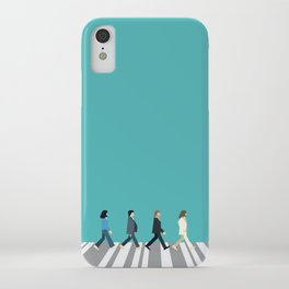 The tiny Abbey Road iPhone Case