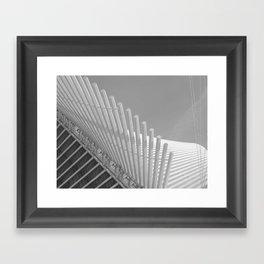 Milwaukee II | C A L A T R A V A | architect | Framed Art Print