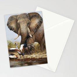 Majesty and Grace  Stationery Cards