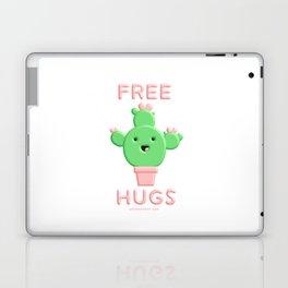 Free Hugs Cactus Laptop & iPad Skin