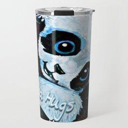Panda Hugs Travel Mug
