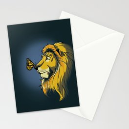 Two Kings Stationery Cards