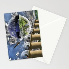 Modern living. Stationery Cards