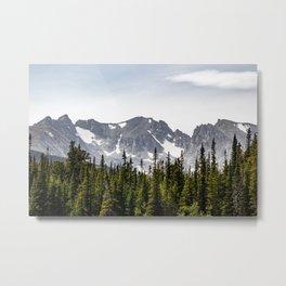 indian peaks wilderness Metal Print