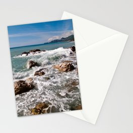 Power of Sea - Sicily Stationery Cards