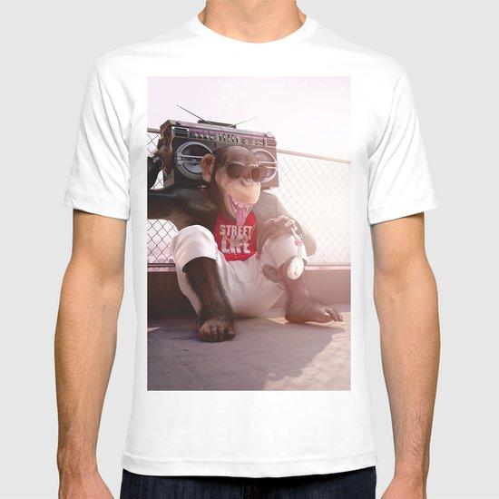 Monkey Beat T-shirt